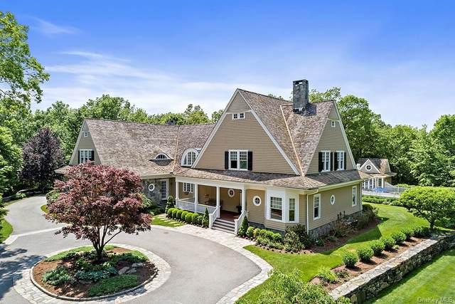 28 Rock Shelter Road, Waccabuc, NY 10597 (MLS #H6061114) :: Mark Boyland Real Estate Team