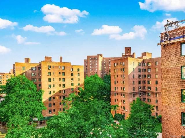 1505 Metropolitan Avenue 6F, Bronx, NY 10462 (MLS #H6061831) :: Kevin Kalyan Realty, Inc.