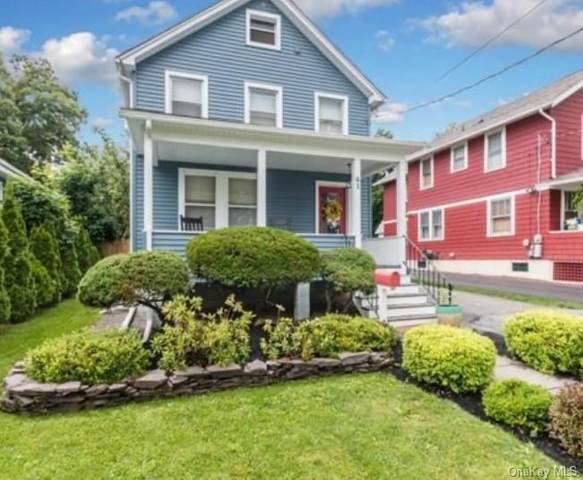 41 Montgomery Street, Goshen, NY 10924 (MLS #H6062215) :: William Raveis Baer & McIntosh