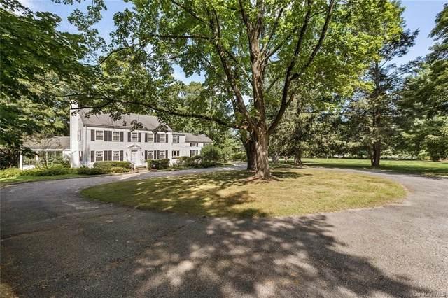 52 Mead Street, Waccabuc, NY 10597 (MLS #H6062648) :: Mark Boyland Real Estate Team