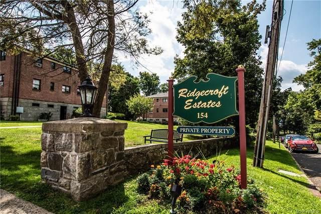 154 Martling Avenue 4H6, Tarrytown, NY 10591 (MLS #H6063482) :: Nicole Burke, MBA | Charles Rutenberg Realty