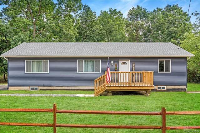 83 Friedlander Drive, Kerhonkson, NY 12446 (MLS #H6064032) :: William Raveis Baer & McIntosh