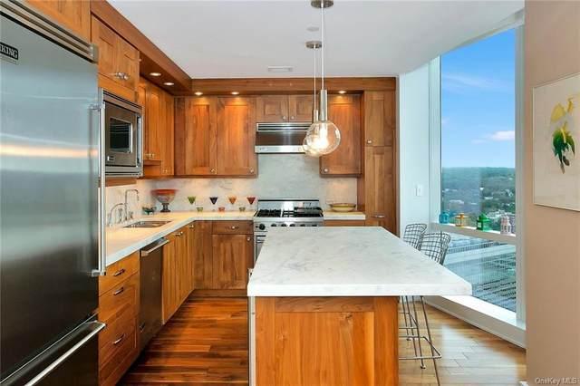 5 Renaissance Square 31G, White Plains, NY 10601 (MLS #H6065368) :: William Raveis Baer & McIntosh