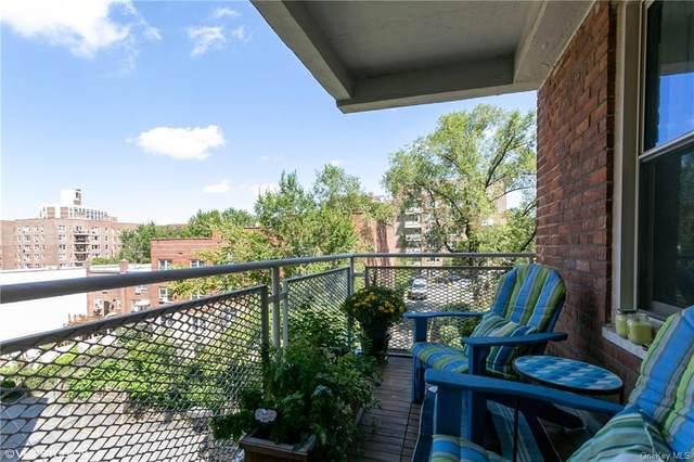 629 Kappock Street 5E, Bronx, NY 10463 (MLS #H6066275) :: Frank Schiavone with William Raveis Real Estate