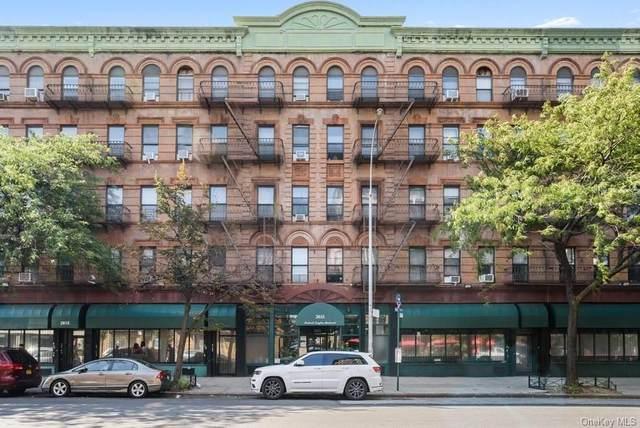 2611 Frederick Douglas Boulevard 4K, Newyork, NY 10030 (MLS #H6066454) :: Live Love LI