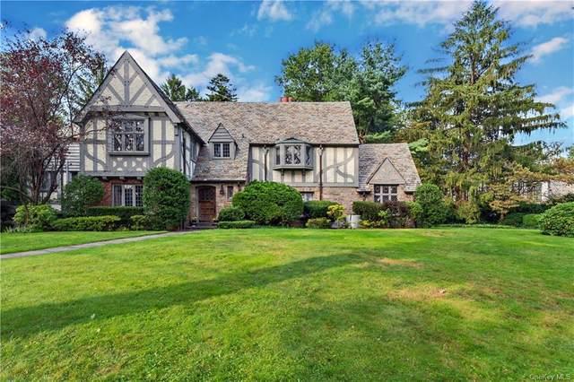 7 Hilltop Road, Bronxville, NY 10708 (MLS #H6068549) :: Kendall Group Real Estate | Keller Williams