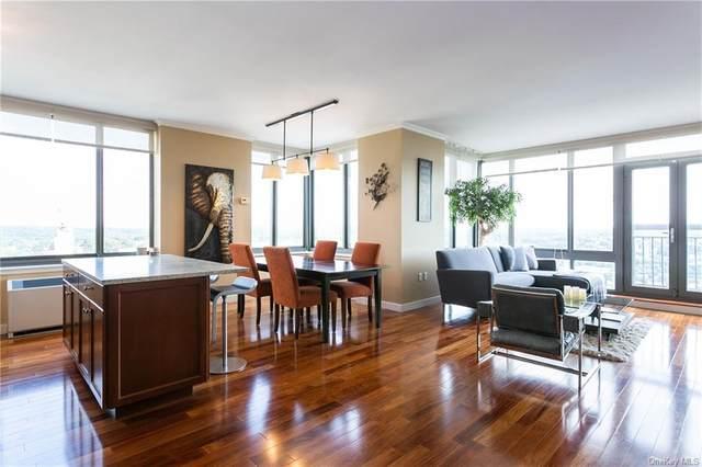 10 City Place 25E, White Plains, NY 10601 (MLS #H6068607) :: Mark Boyland Real Estate Team