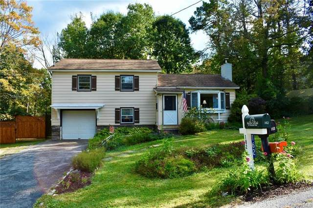 162 Horseshoe Road, Millbrook, NY 12545 (MLS #H6069535) :: Kendall Group Real Estate | Keller Williams