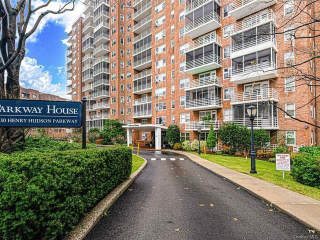 3530 Henry Hudson Parkway 14 A, Bronx, NY 10463 (MLS #H6070815) :: Nicole Burke, MBA | Charles Rutenberg Realty
