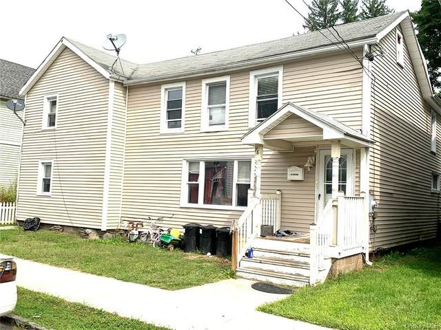 78 Franklin Street, Port Jervis, NY 12771 (MLS #H6070951) :: Frank Schiavone with William Raveis Real Estate
