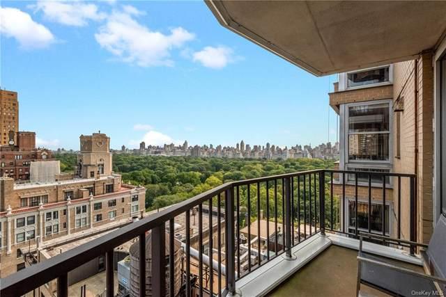 80 Central Park W 23G, Newyork, NY 10023 (MLS #H6071265) :: Nicole Burke, MBA | Charles Rutenberg Realty