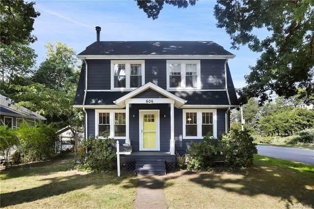 606 Union Avenue, Peekskill, NY 10566 (MLS #H6071690) :: Mark Seiden Real Estate Team
