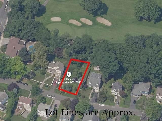 75 Park Drive, Eastchester, NY 10709 (MLS #H6073769) :: William Raveis Baer & McIntosh