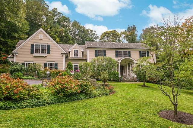 24 Cowdin Circle, Chappaqua, NY 10514 (MLS #H6074765) :: William Raveis Baer & McIntosh