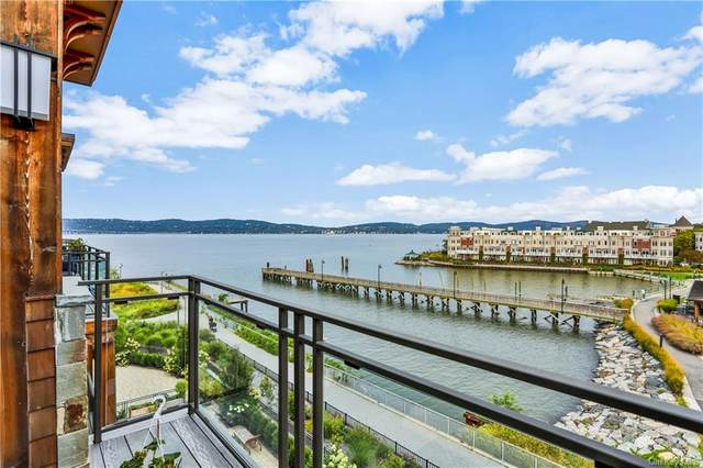 45 Hudson View Way Way #408, Tarrytown, NY 10591 (MLS #H6074921) :: The McGovern Caplicki Team