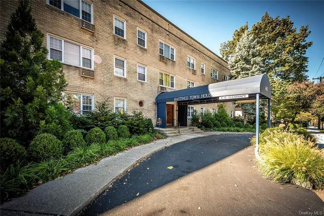 445 Broadway 3K, Hastings-On-Hudson, NY 10706 (MLS #H6075406) :: William Raveis Baer & McIntosh