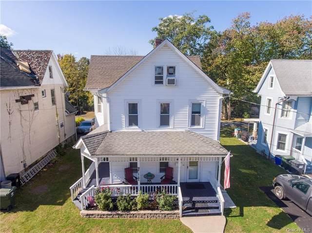 72 Capron Street, Walden, NY 12586 (MLS #H6075605) :: Nicole Burke, MBA | Charles Rutenberg Realty