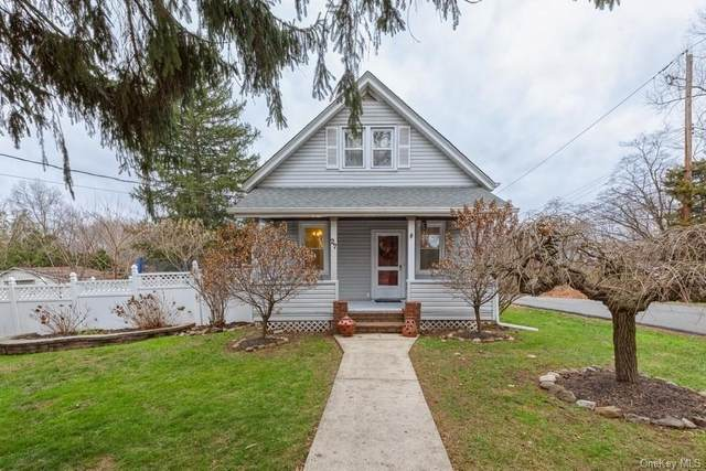 27 Old Haverstraw Road, Congers, NY 10920 (MLS #H6081712) :: Mark Boyland Real Estate Team