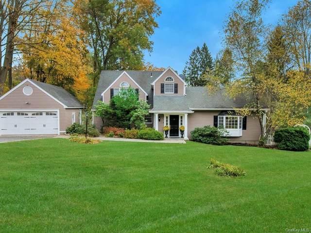 35 School Street, Armonk, NY 10504 (MLS #H6081972) :: McAteer & Will Estates | Keller Williams Real Estate
