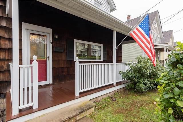 24 N Serven Street, Pearl River, NY 10965 (MLS #H6082255) :: William Raveis Baer & McIntosh