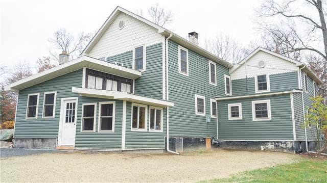 1094 Indian Springs Road, Pine Bush, NY 12566 (MLS #H6082772) :: Cronin & Company Real Estate