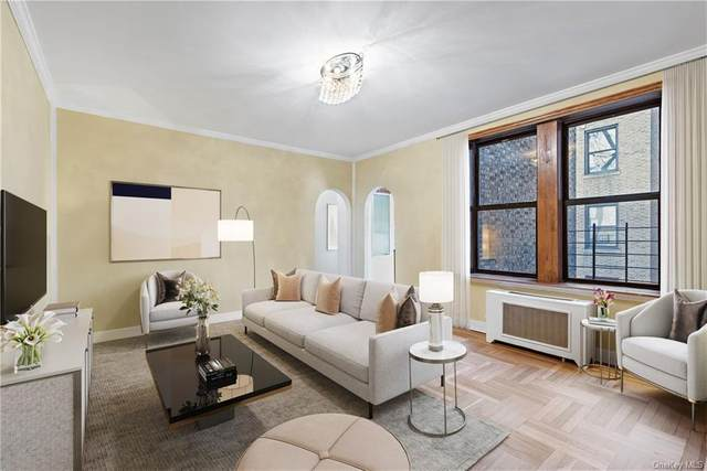 860 W 181 Street #23, Newyork, NY 10033 (MLS #H6087800) :: Nicole Burke, MBA | Charles Rutenberg Realty