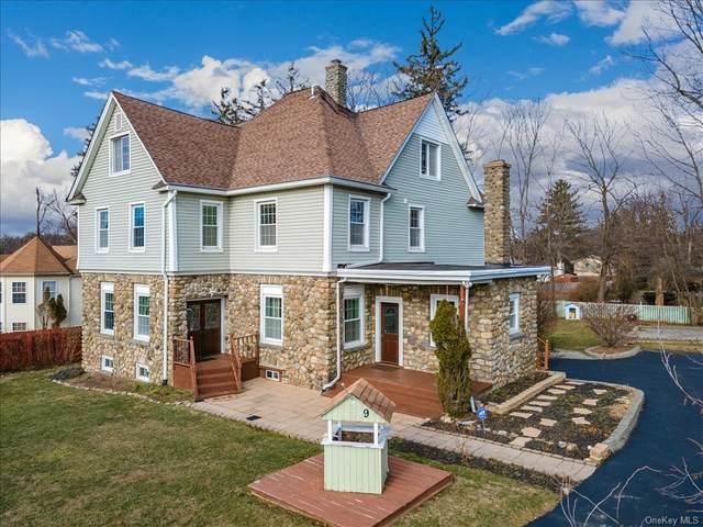 9 Levitsky Court, Chestnut Ridge, NY 10977 (MLS #H6089512) :: William Raveis Baer & McIntosh