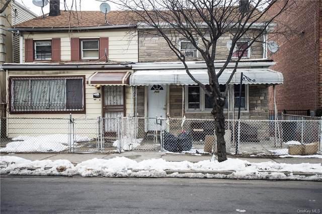 705 Ashford Street, East New York, NY 11207 (MLS #H6089626) :: Cronin & Company Real Estate