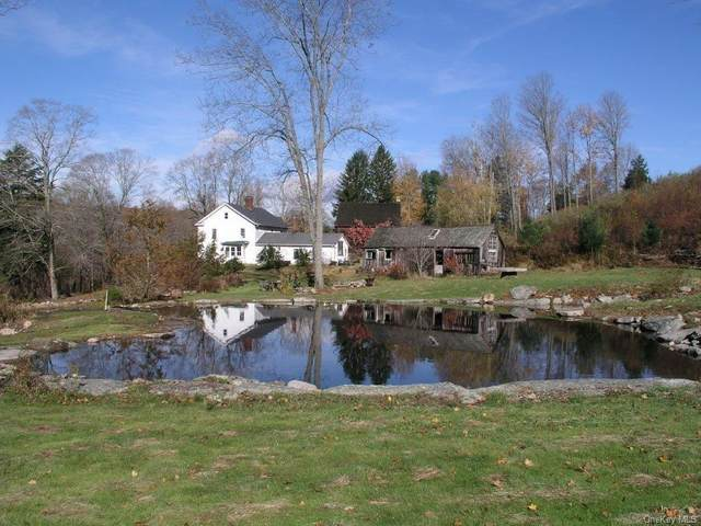 141 Poverty Hollow Road, Call Listing Agent, NY 06470 (MLS #H6089632) :: Barbara Carter Team
