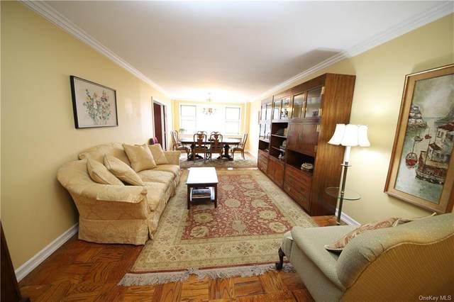 3755 Henry Hudson Parkway 6G, Bronx, NY 10463 (MLS #H6091069) :: RE/MAX RoNIN