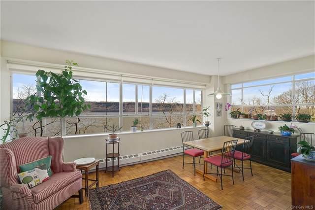 2727 Palisade Avenue 5J, Bronx, NY 10463 (MLS #H6094904) :: Howard Hanna Rand Realty