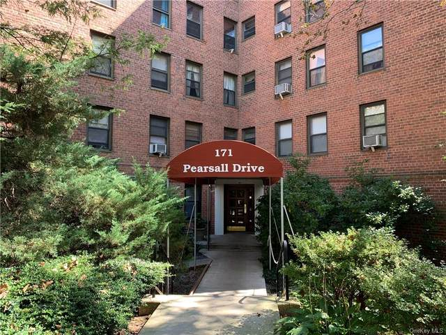 171 Pearsall Drive 5E, Mount Vernon, NY 10552 (MLS #H6100503) :: Laurie Savino Realtor