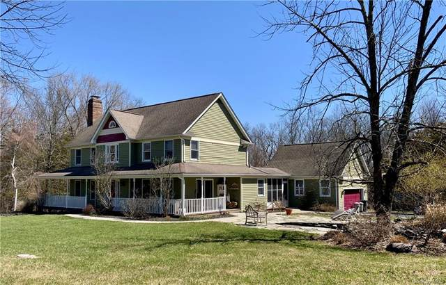 37 River Park Drive, New Paltz, NY 12561 (MLS #H6100513) :: Cronin & Company Real Estate