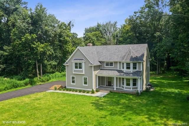 84 Old Byram Lake Road, Armonk, NY 10504 (MLS #H6100849) :: Mark Seiden Real Estate Team