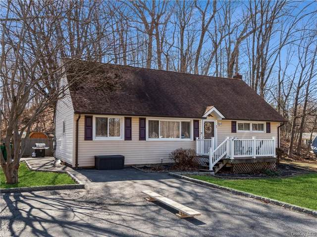 63 Phyllis Road, Wappingers Falls, NY 12590 (MLS #H6103810) :: The Home Team