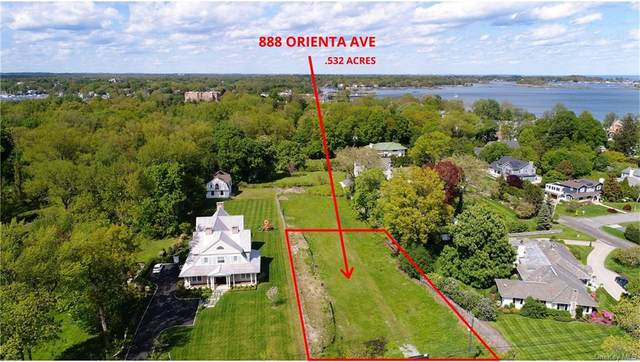 888B Orienta - Lot 1 Avenue, Mamaroneck, NY 10543 (MLS #H6103856) :: Frank Schiavone with William Raveis Real Estate