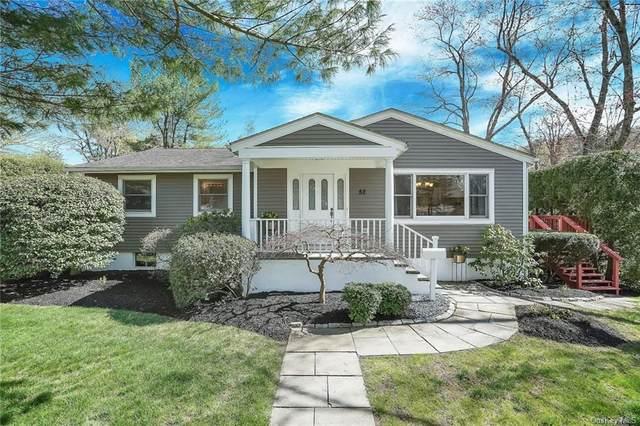 52 Huntville Road, Katonah, NY 10536 (MLS #H6107895) :: Frank Schiavone with William Raveis Real Estate