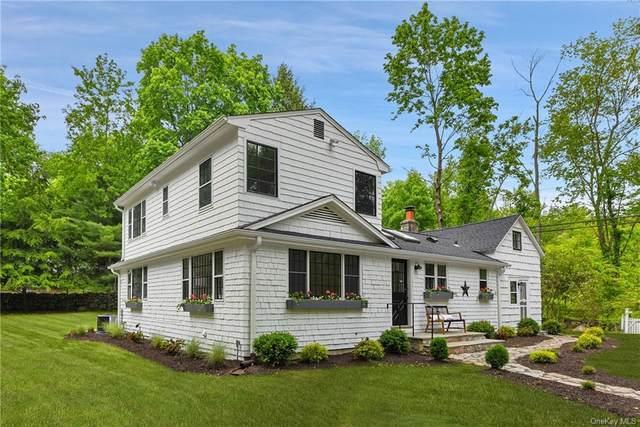 160 Barnegat Road, Pound Ridge, NY 10576 (MLS #H6109371) :: Mark Boyland Real Estate Team