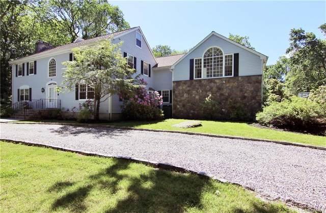 120 Brookhollow Lane, Stamford, CT 06902 (MLS #H6111308) :: Carollo Real Estate