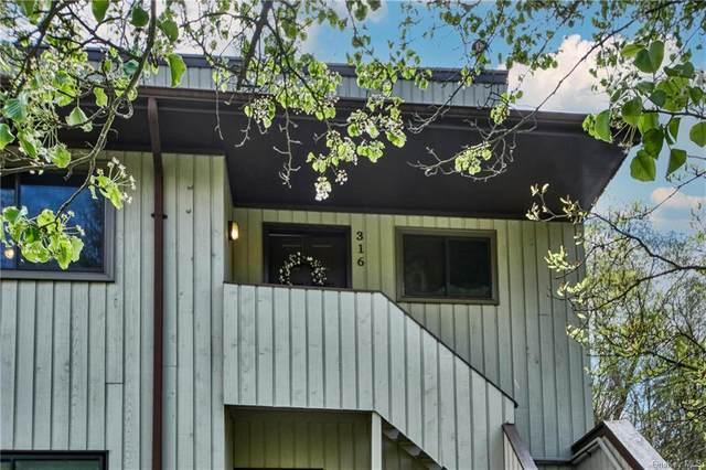 316 N Greeley Avenue #316, Chappaqua, NY 10514 (MLS #H6112263) :: Goldstar Premier Properties