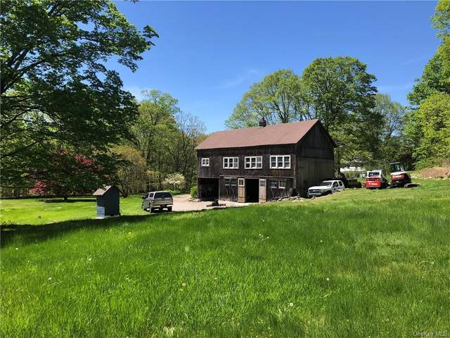 223 Westchester Avenue, Pound Ridge, NY 10576 (MLS #H6112316) :: Mark Boyland Real Estate Team