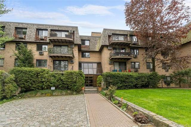 500 Central Park Avenue #116, Scarsdale, NY 10583 (MLS #H6112575) :: Frank Schiavone with William Raveis Real Estate
