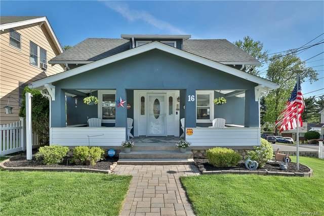 16 Ridge Street, Garnerville, NY 10923 (MLS #H6112624) :: McAteer & Will Estates | Keller Williams Real Estate