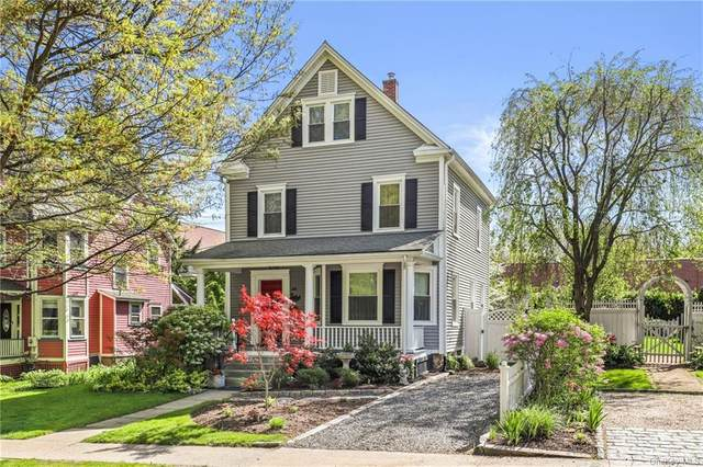 48 Bedford Road, Katonah, NY 10536 (MLS #H6113109) :: Frank Schiavone with William Raveis Real Estate