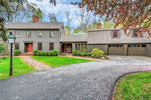 419 Mt Holly Road, Katonah, NY 10536 (MLS #H6113418) :: Signature Premier Properties