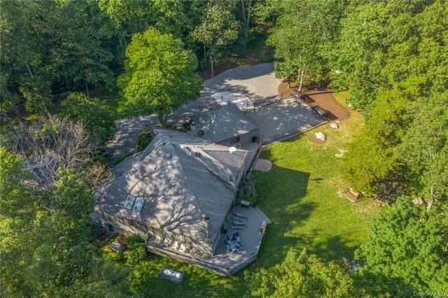 101 Eastwoods Road, Pound Ridge, NY 10576 (MLS #H6113537) :: Mark Boyland Real Estate Team