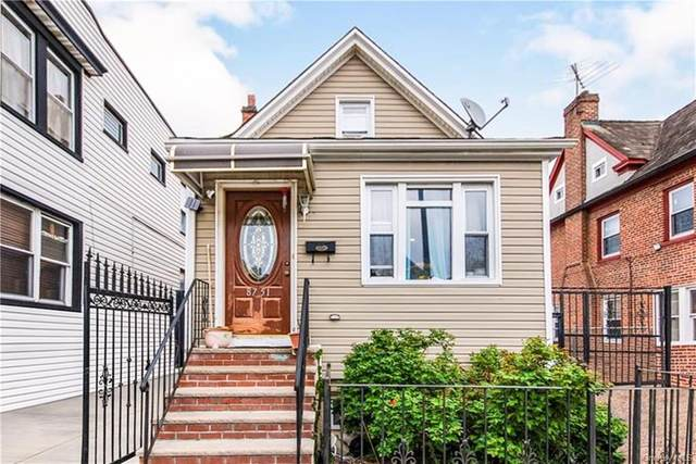 87-51 125th Street, Richmond Hill, NY 11418 (MLS #H6113645) :: Carollo Real Estate