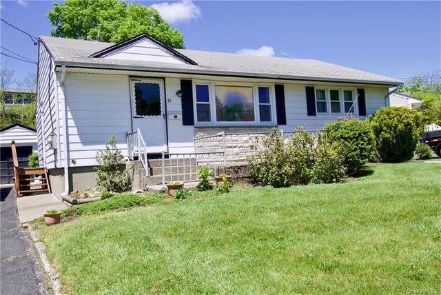 35 Flemming Drive, Newburgh, NY 12550 (MLS #H6113758) :: The Home Team