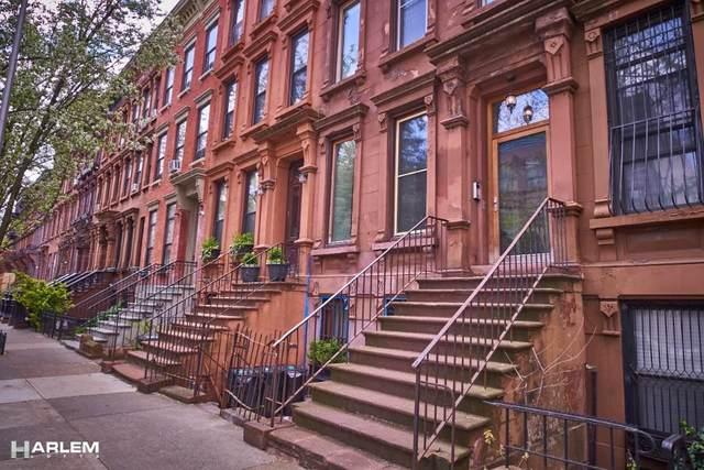 156 W 130th Street, Newyork, NY 10027 (MLS #H6114176) :: Signature Premier Properties