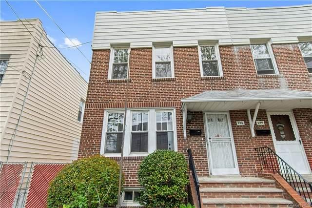 288 Logan Avenue, Bronx, NY 10465 (MLS #H6114512) :: Frank Schiavone with William Raveis Real Estate